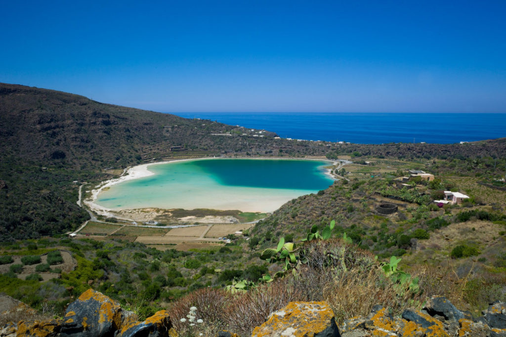 Turismo giovane verso Pantelleria