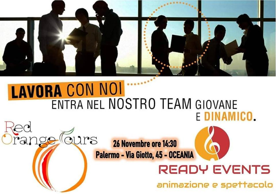 Red Orange Tours e Ready Events