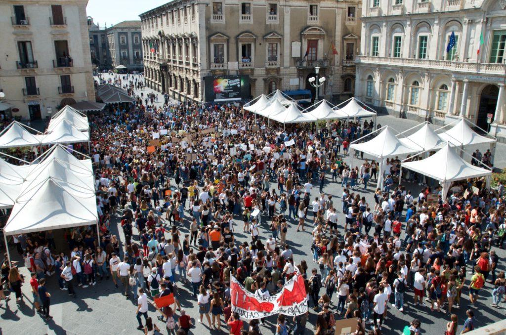 Fridays for Future Catania