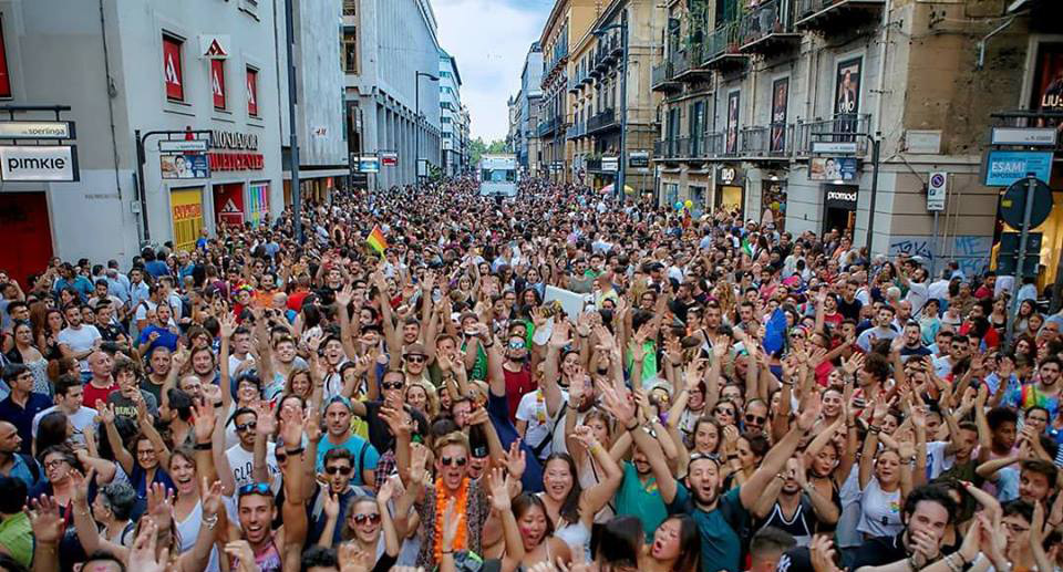 Palermo Pride suona 2019