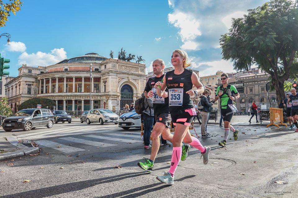La Maratona di Palermo