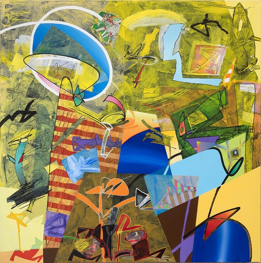 Emanuele Diliberto in mostra da Artetika