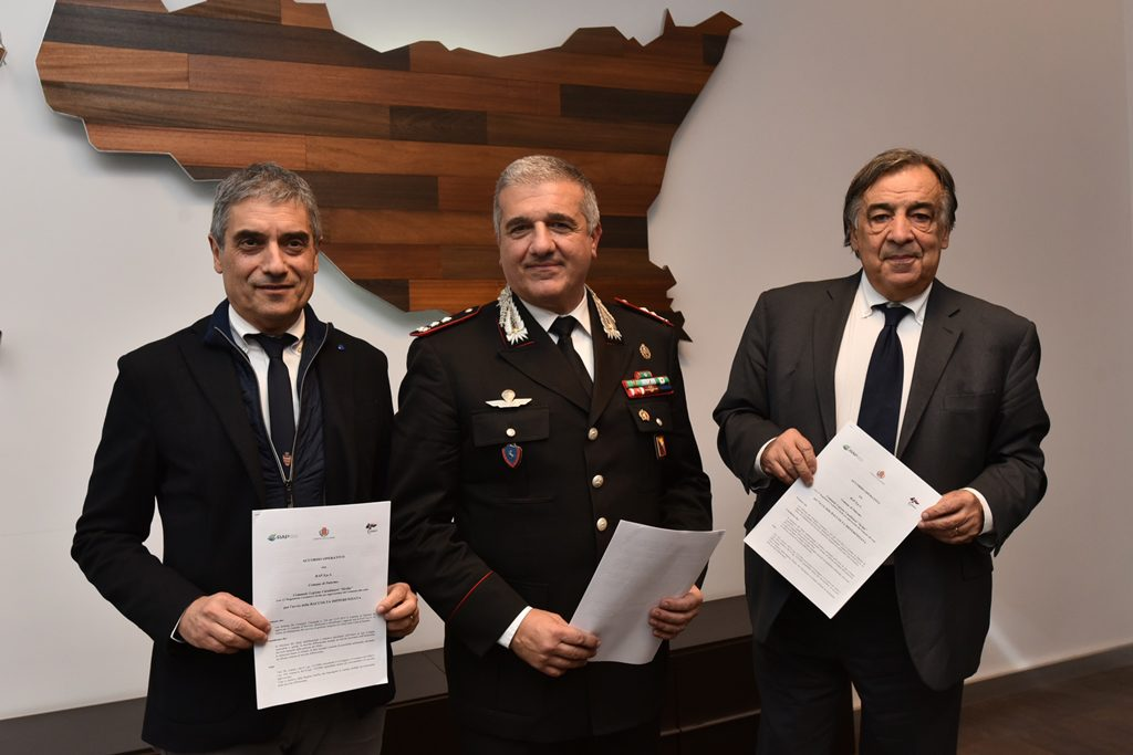 Rap e Carabinieri firmano un protocollo