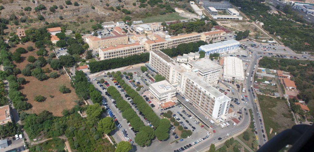 Nuovo ospedale Villa Sofia Cervello