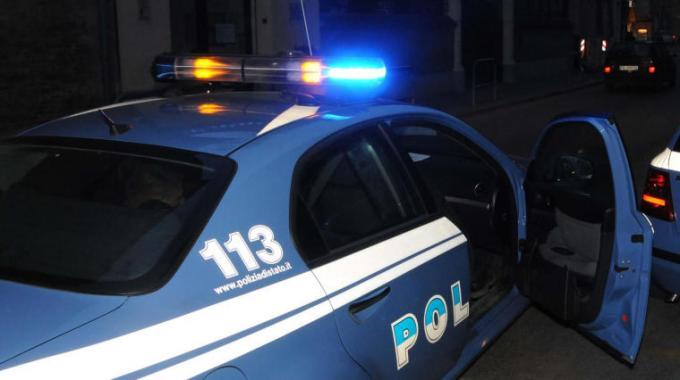 Ladro sorpreso a Palermo