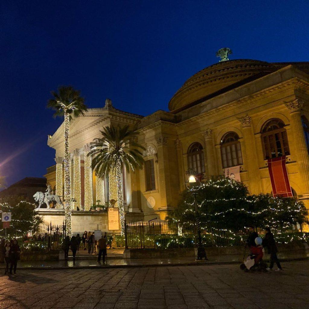 Concerto di Capodanno al Teatro Massimo