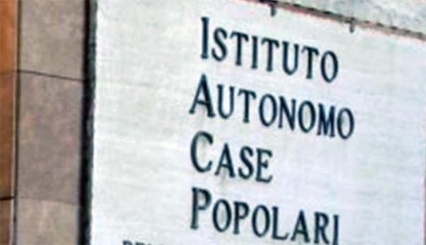 Caso sospetto allo Iacp di Palermo