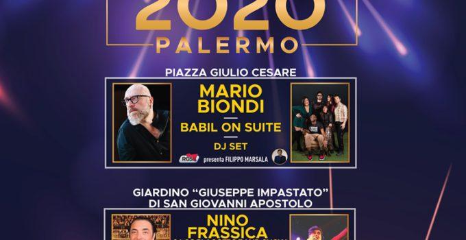 Capodanno a Palermo