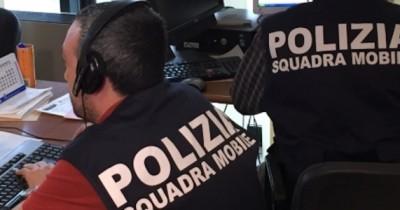 La Polizia contro lo spaccio