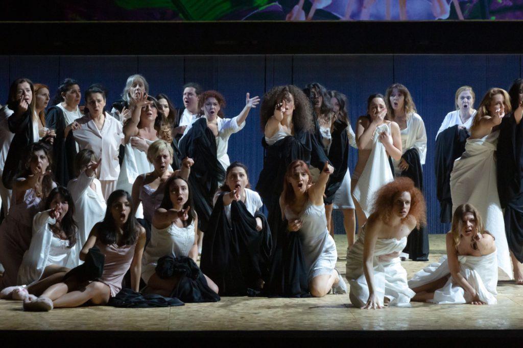 15 minuti di applausi per Parsifal