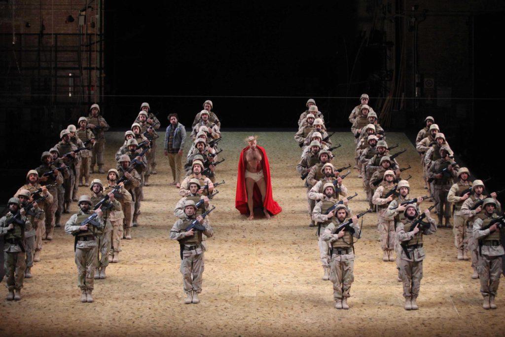Parsifal al Teatro Massimo di Palermo