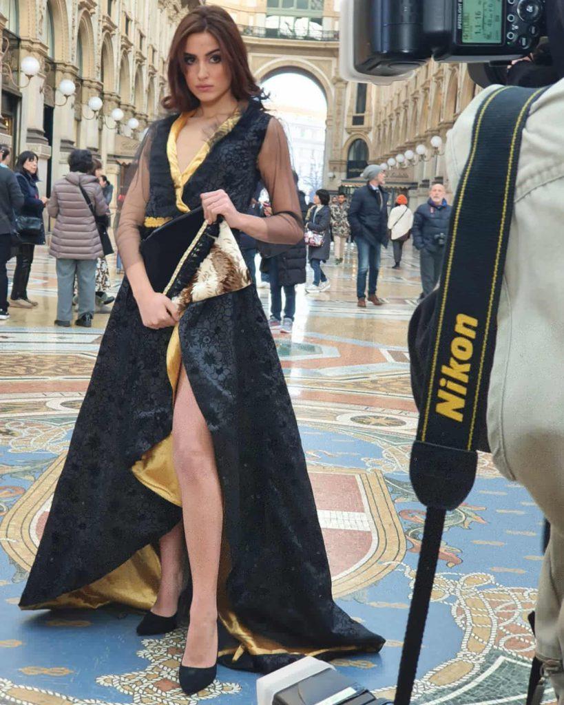 La Vanity Models di Francesco Pampa. Un grande evento, quello che ha animato nei giorni scorsi Milano, dove quindici bellissime modelle della Vanity Models Management