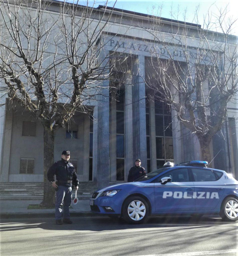 La Polizia di Enna