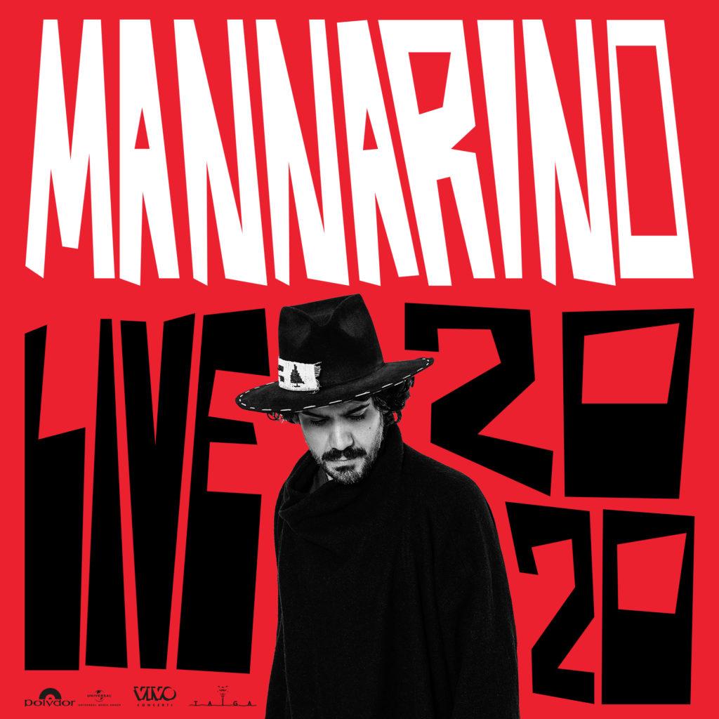 Mannarino torna live