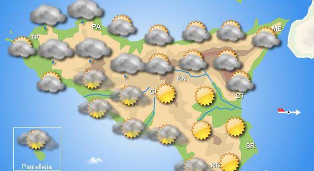 Meteo martedì 28 gennaio Sicilia