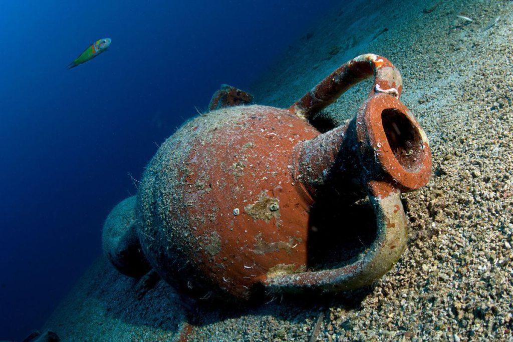 Beni culturali marini Sicilia