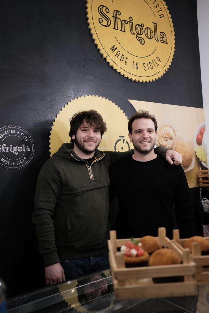 Sfrigola conquista lo chef Simone Rugiati