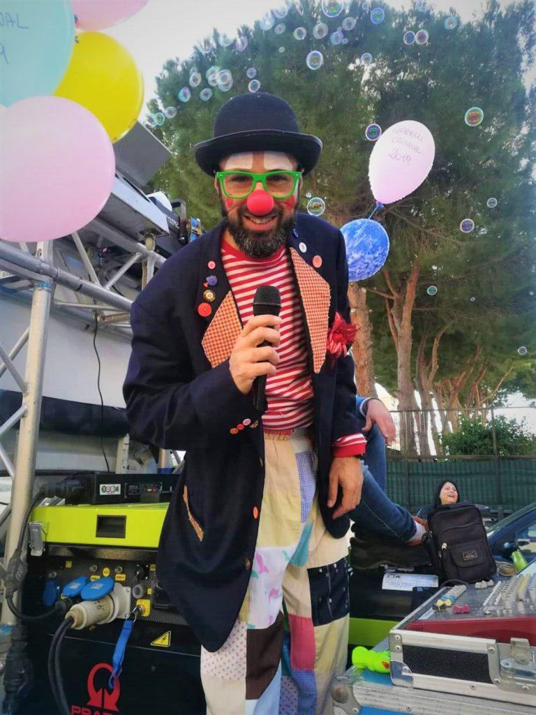 Carnevale sociale per le vie della Zisa. Seconda tappa del Carnevale sociale della Comunità Educante Evoluta Zisa Danisinni: