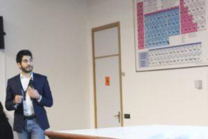 Borsa di ricerca Marie-Curie al ricercatore catanese Giuseppe Floresta