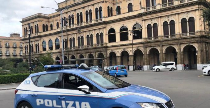 Violenza sessuale a Palermo