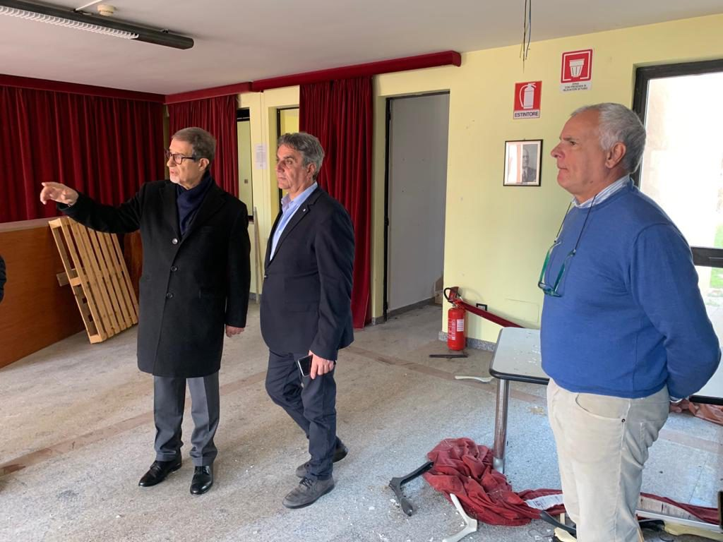 Il teatro regionale di Trapani