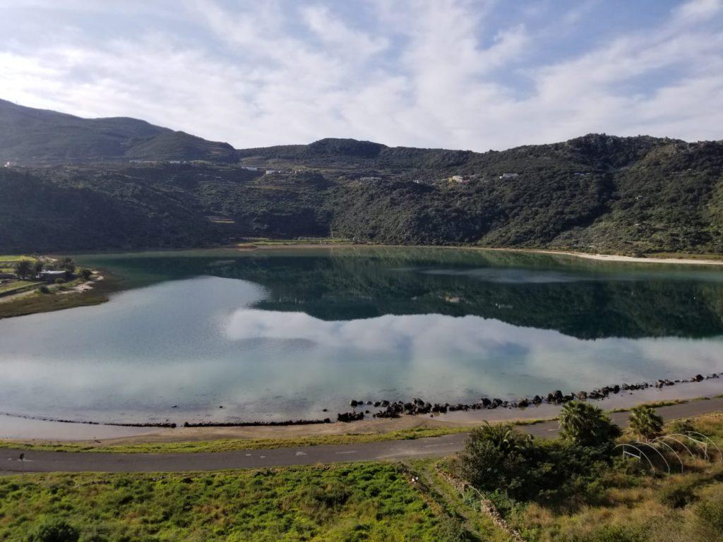 Lago di Venere di Pantelleria