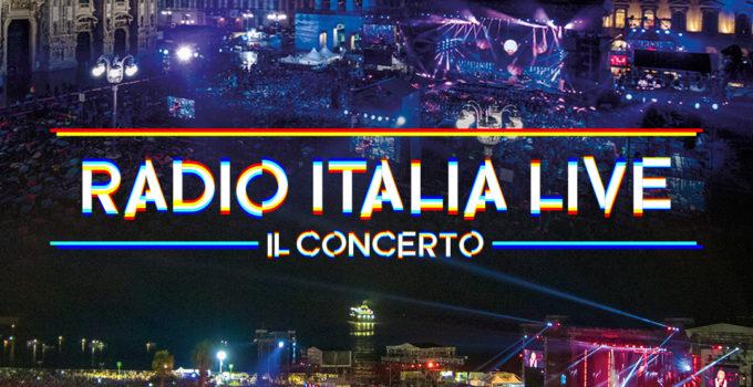 Il concerto di Radio Italia Live