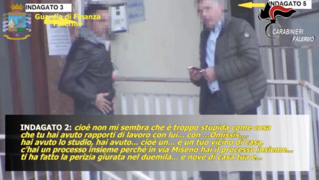 Corruzione Comune di Palermo