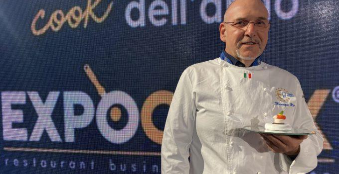 Lo chef Maurzio Urso
