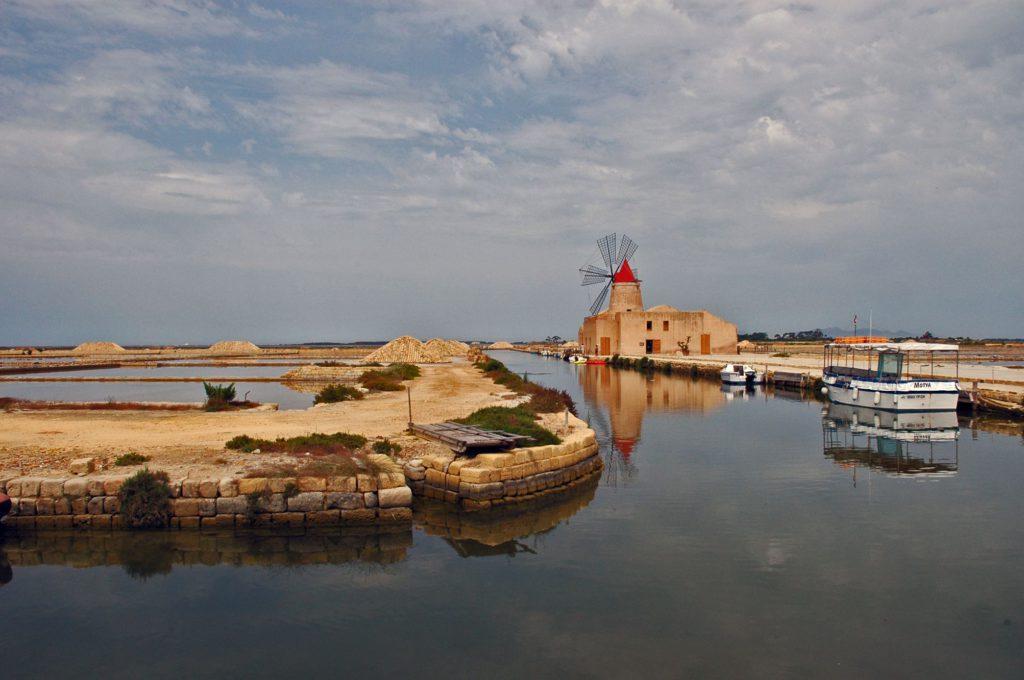 Imbarcadero dello Stagnone