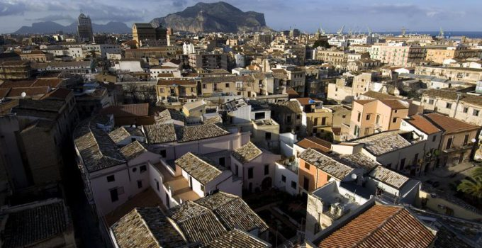 Turismo 2016-2019 Palermo