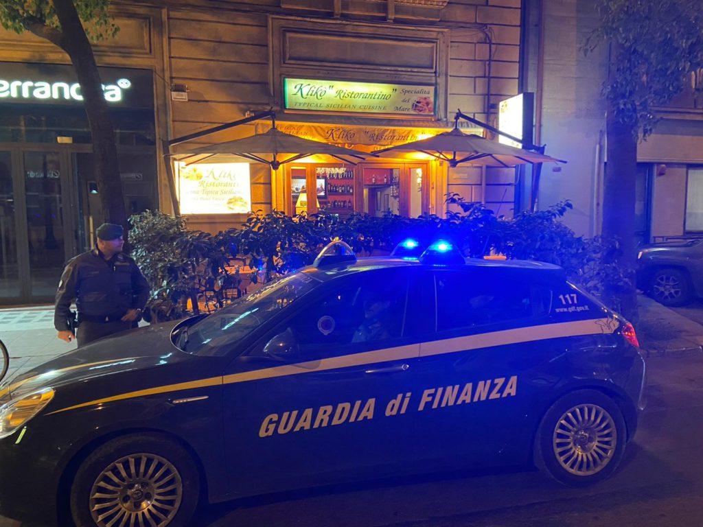 Confiscato ristorante a Palermo