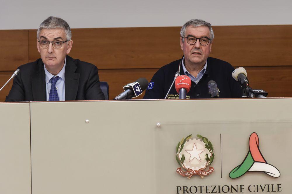 Coronavirus: altri 97 decessi in Italia, quasi 1.600 i nuovi contagi