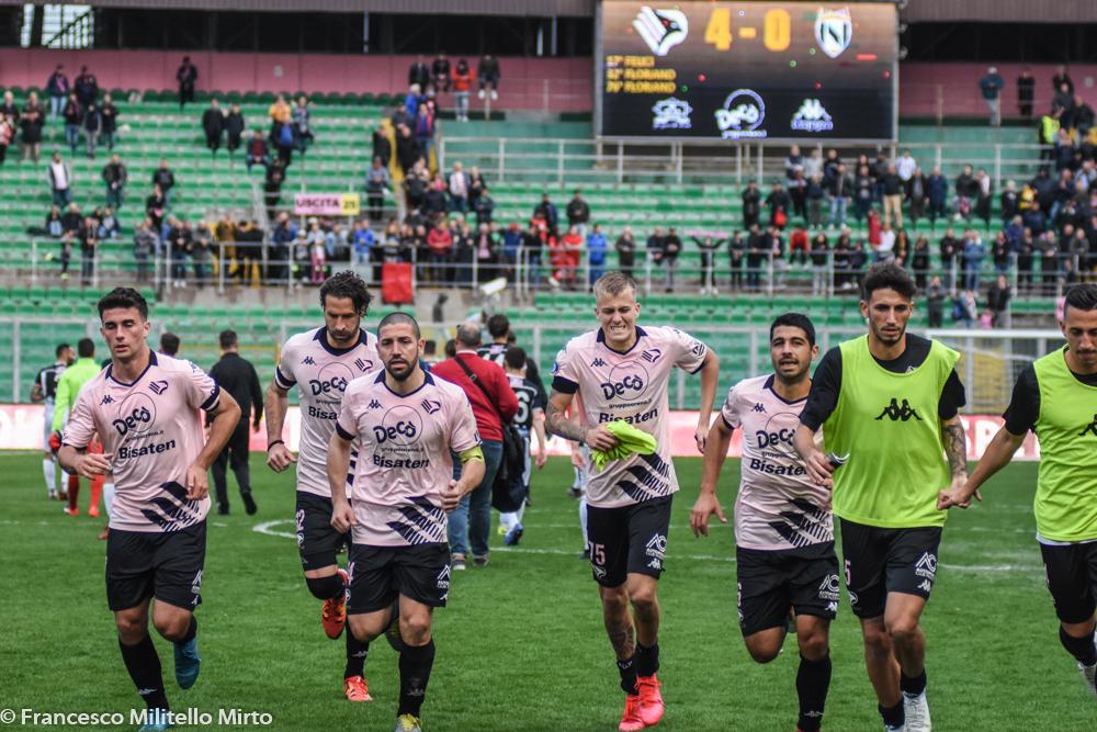 Il Palermo è in Serie C