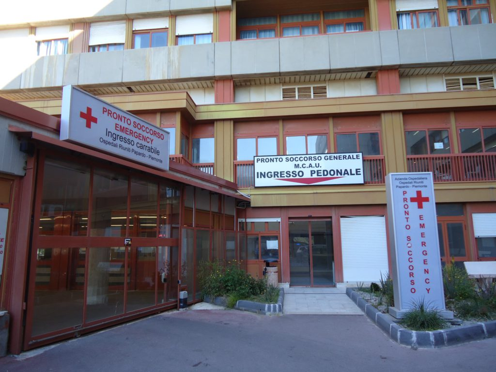 Casi corovavirus Messina