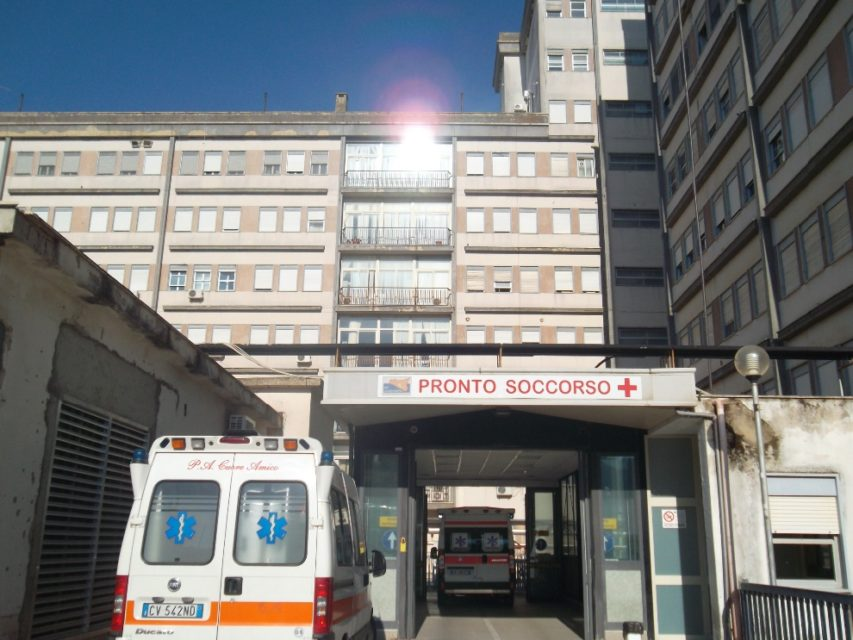Tragico incidente domestico a Pietraperzia