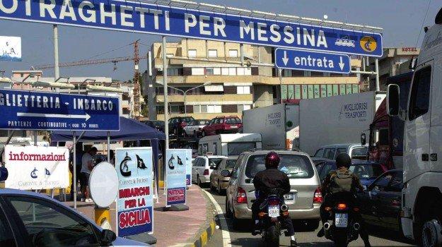 Blocco Stretto di Messina