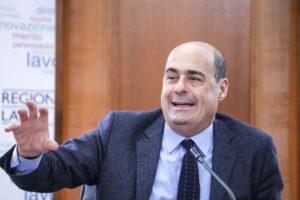 """Coronavirus, Zingaretti """"Appello al Governo per semplificazione"""""""