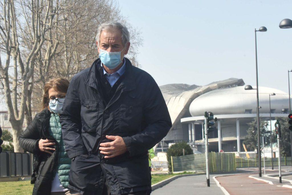 Coronavirus, Bertolaso dimesso dall'ospedale -