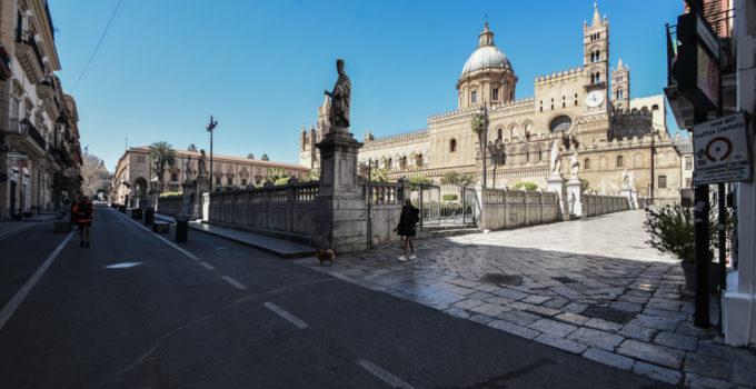 Palermo chiusa per Coronavirus