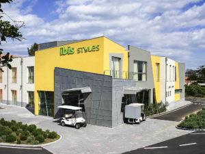 Ibis Hotel di Acireale pronto per i pazienti in isolamento domiciliare