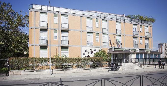 Contagiati Maria Eleonora Hospital Palermo