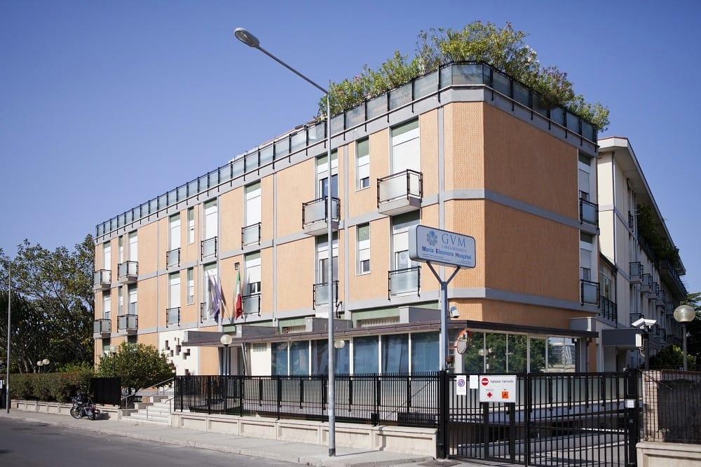 Maria Eleonora Hospital Palermo