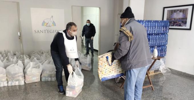 Ars dona 40 € mila alla comunità Sant'Egidio