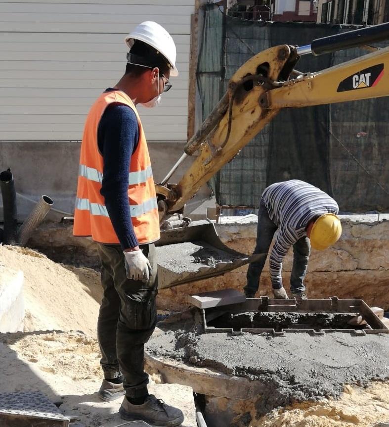 Ripresa cantieri edili