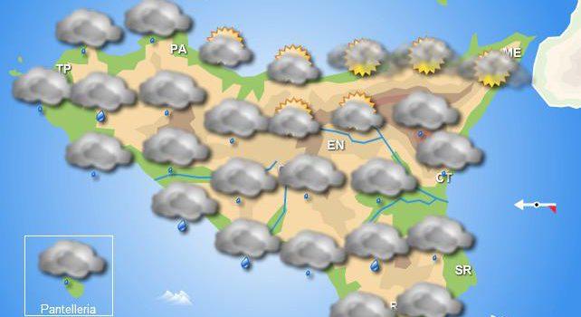 Meteo giovedì 2 aprile Sicilia