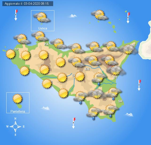 Meteo: sole e temperature in aumento, weekend savonese all'insegna del bel tempo