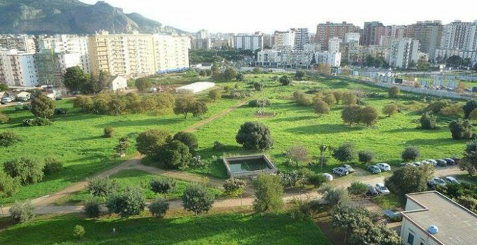 Parco urbano Ninni Cassarà