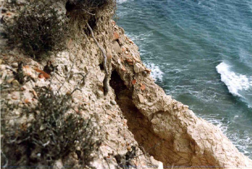 Dissesto idrogeologico a Cattolica Eraclea