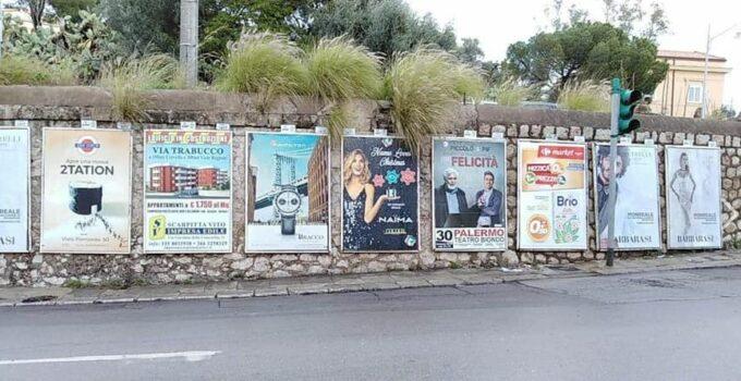 Approvato regolamento pubblicità a Palermo